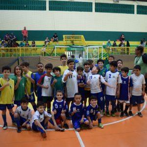 Torneio de Futsal Infantil – 36 anos do CEPE MACAÉ