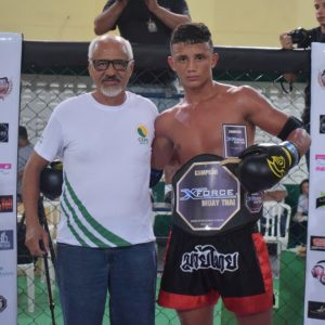 TORNEIO X-FORCE MUAY THAI