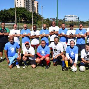 Torneio de Futebol dos Quarentões e Cinquentões CEPE Macaé – JOGOS DE ANIVERSÁRIO