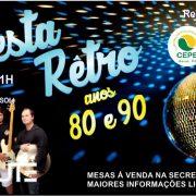 FESTA RETRÔ CEPE-MACAÉ