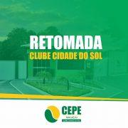RETOMADA DO CEPE-MACAÉ