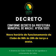DECRETO Nº058/2021